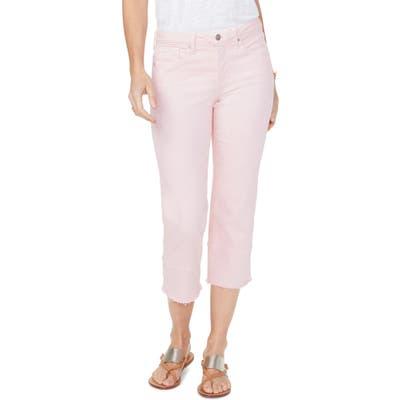 Nydj Capri Straight Leg Jeans, 8 (similar to 1) - Pink