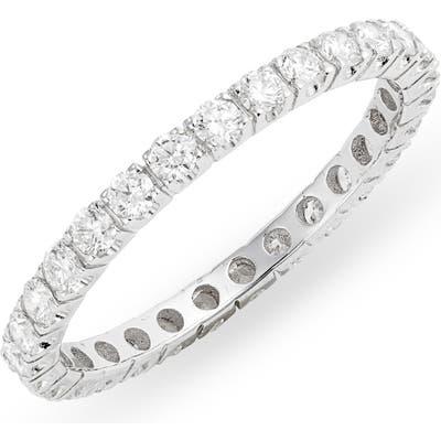 Bony Levy Audrey Diamond Eternity Ring (Nordstrom Exclusive)