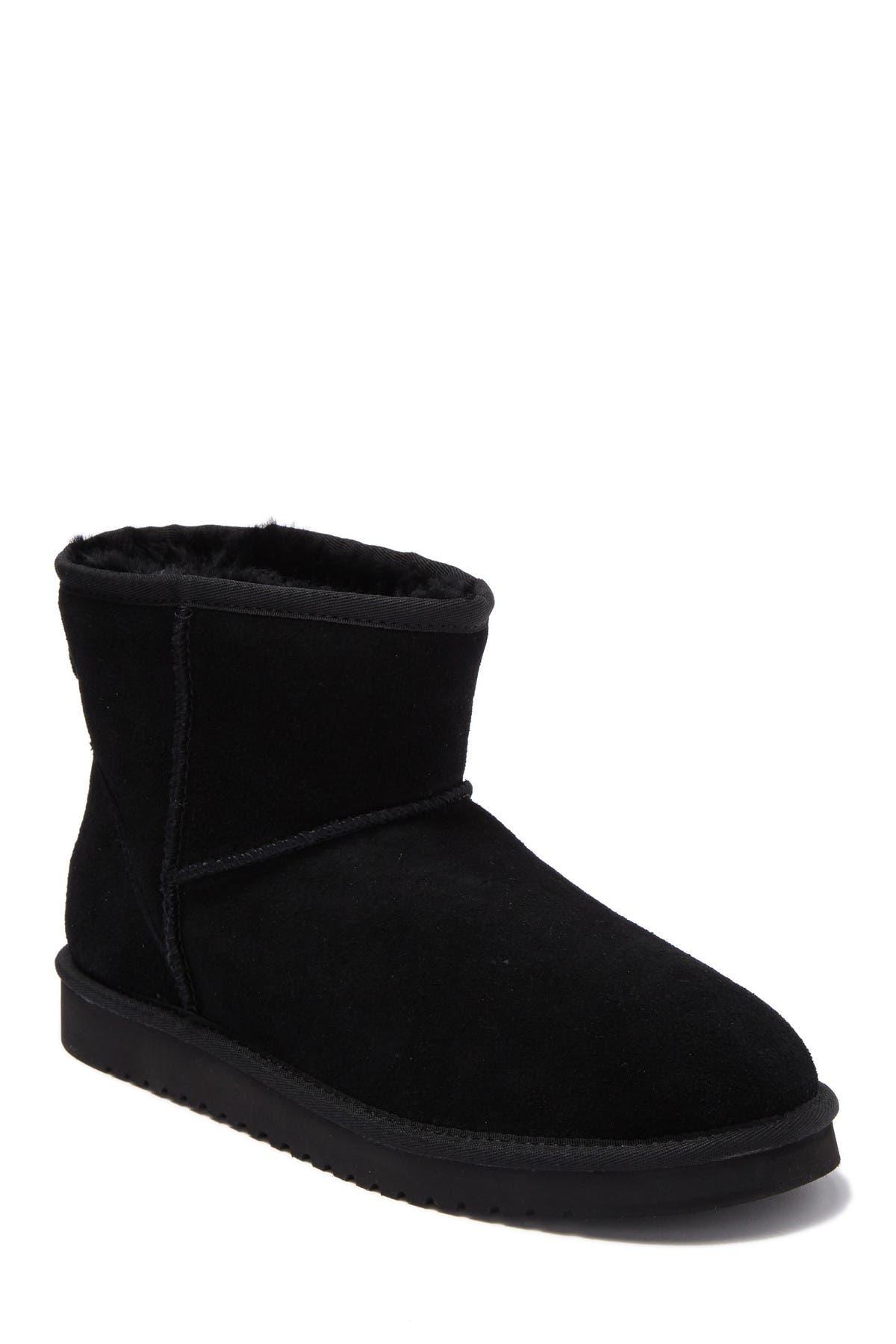 Image of KOOLABURRA BY UGG Burra Mini Faux Fur Lined Boot