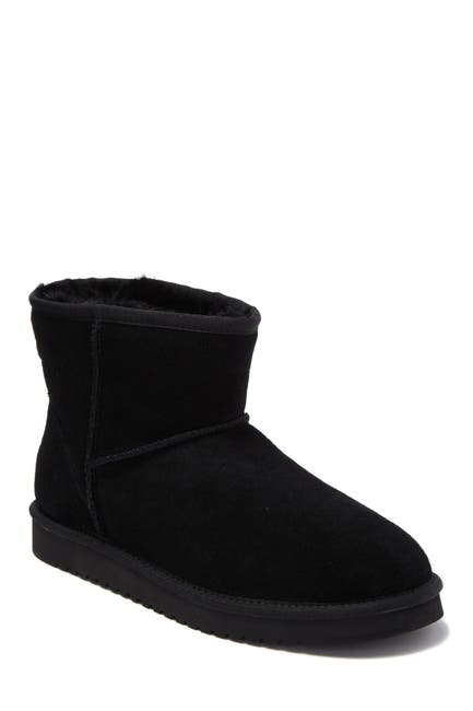 Image of KOOLABURRA BY UGG Burra Mini Faux Fur Lined Boot