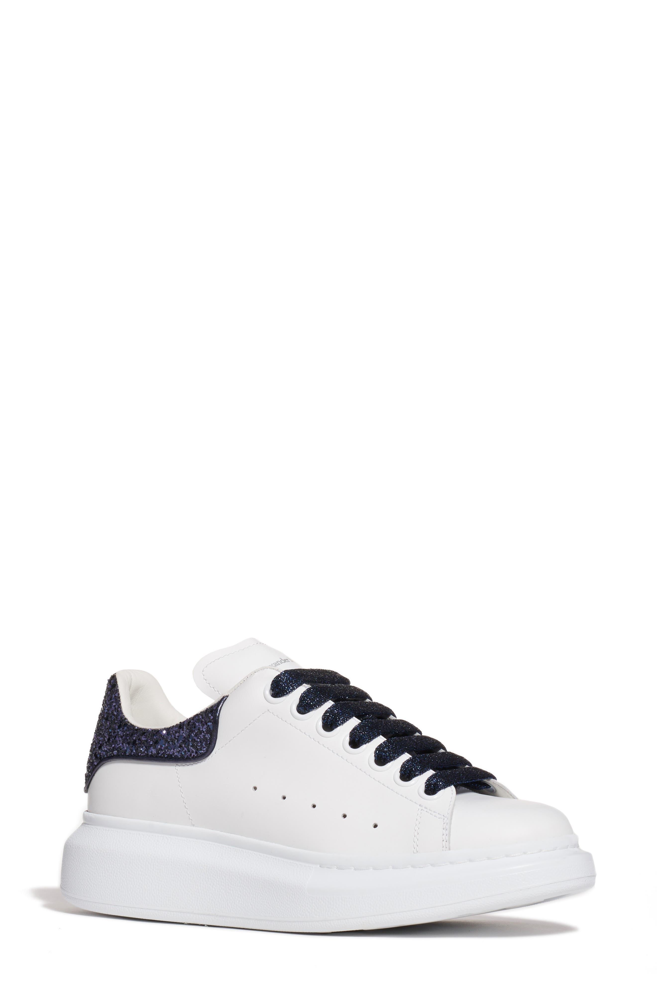 Alexander Mcqueen Sneaker - White