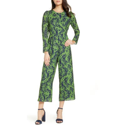 Ali & Jay High Brow Long Sleeve Jumpsuit