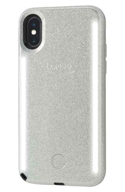 Lumee DUO LED LIGHTED IPHONE X/XS, XR & X MAX CASE