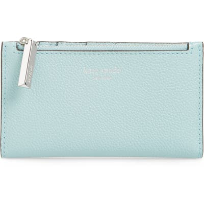 Kate Spade New York Margaux Slim Bifold Wallet - Blue