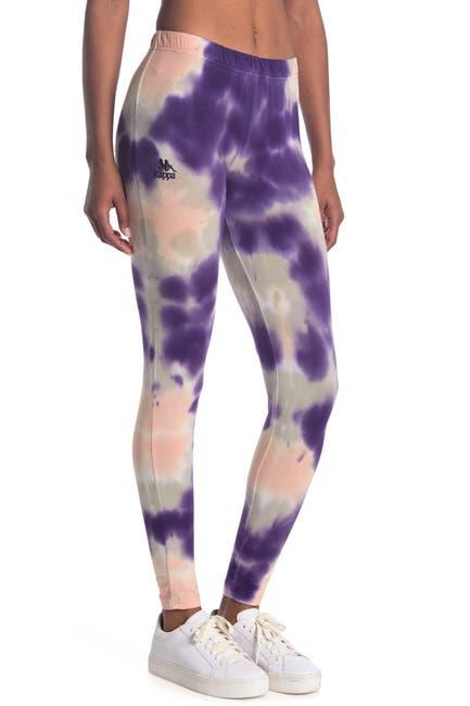 Image of Kappa Active Authentic Avart Tie Dye Leggings