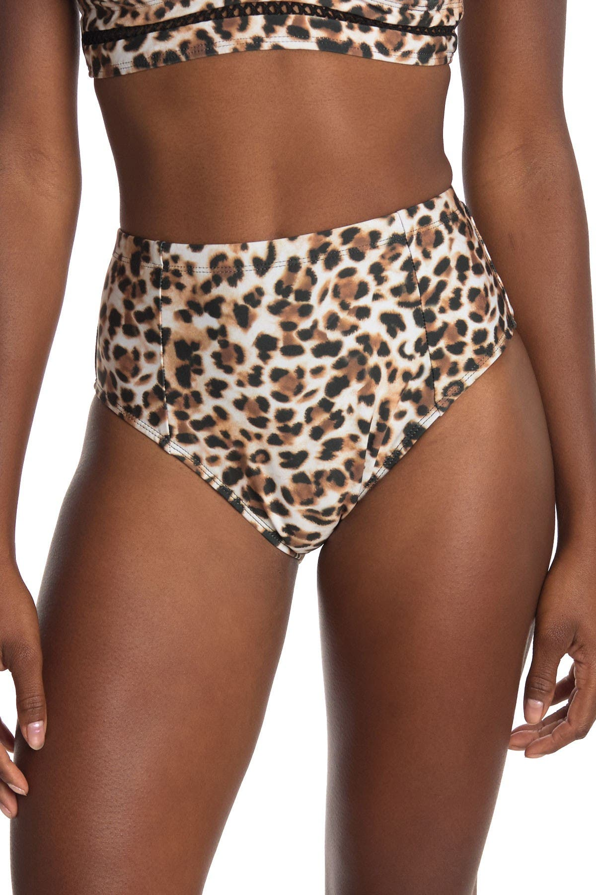 Image of Athena Purrfect High Waist Swim Pants
