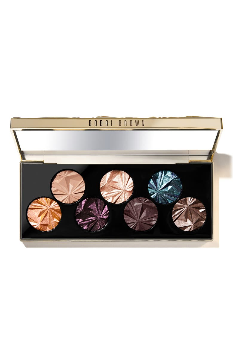 BOBBI BROWN Luxe Gems Eyeshadow Palette, Main, color, 000