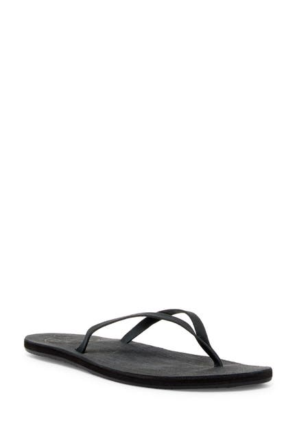 Image of Reef Leather Uptown Flip Flop