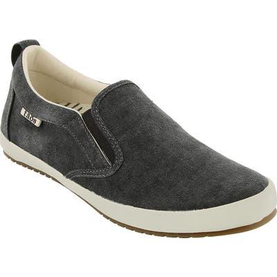 Taos Dandy Slip-On Sneaker, Grey