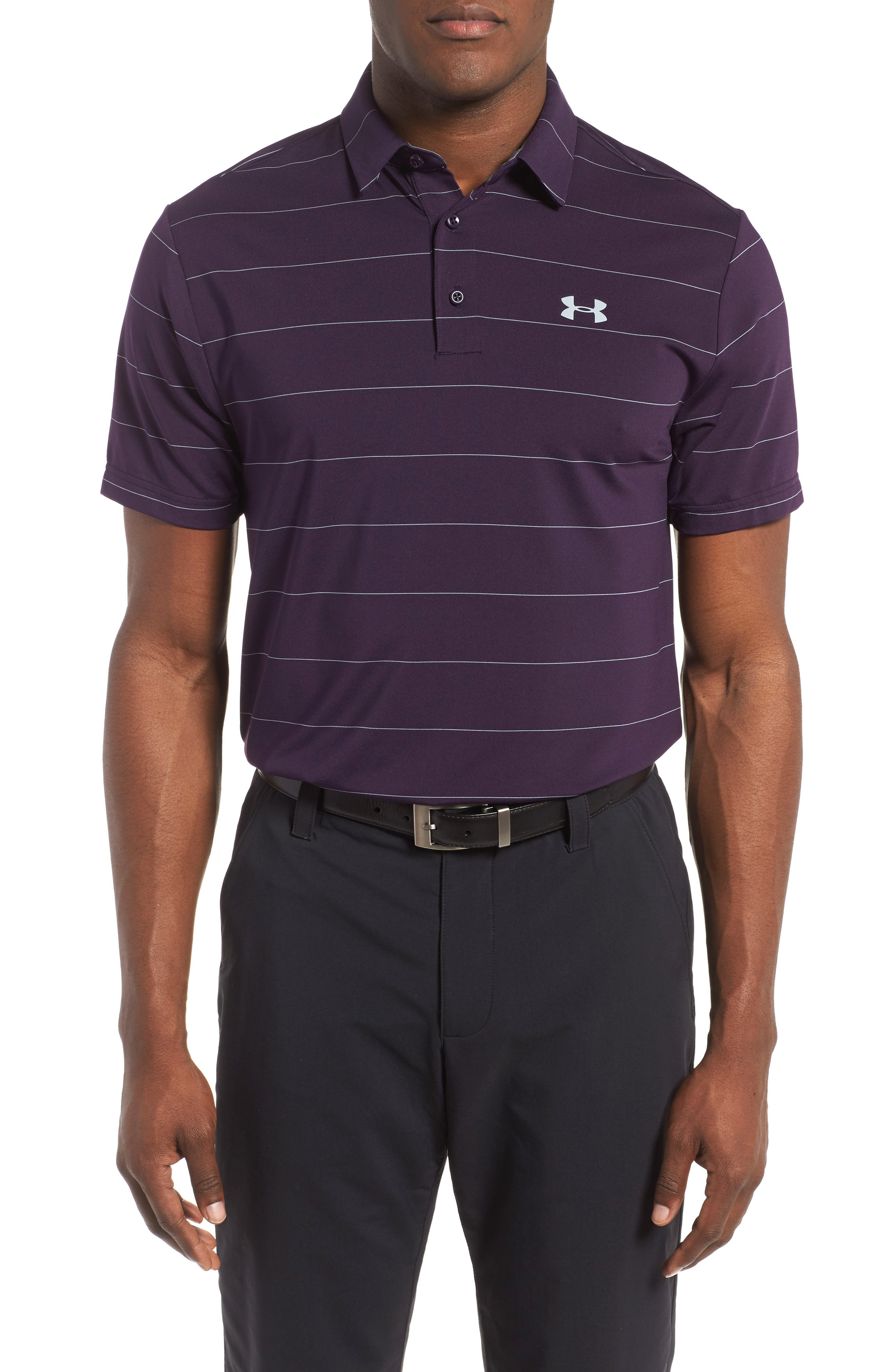 ,                             'Playoff' Loose Fit Short Sleeve Polo,                             Main thumbnail 346, color,                             501