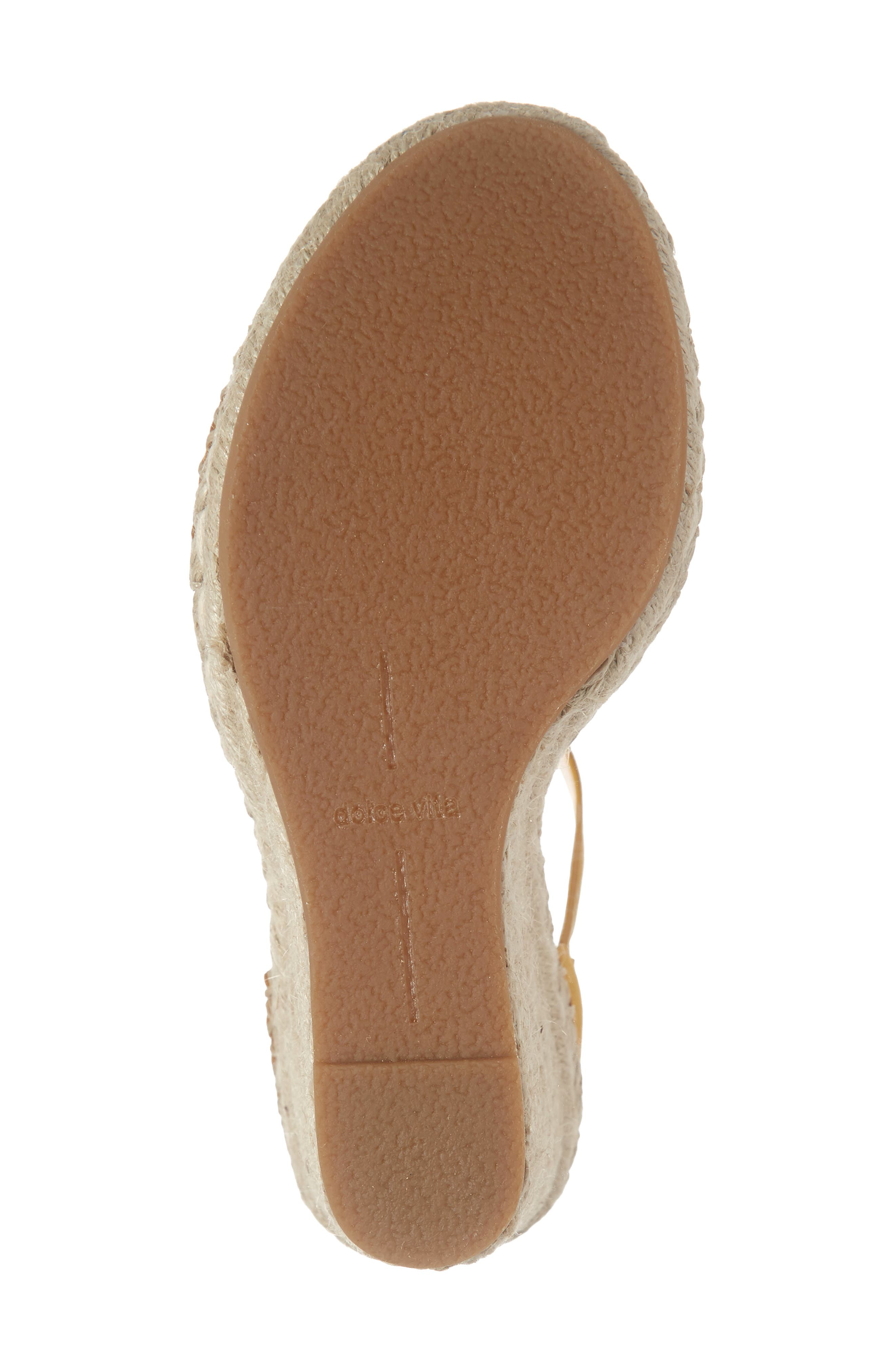 ,                             Noor Espadrille Wedge Sandal,                             Alternate thumbnail 24, color,                             700
