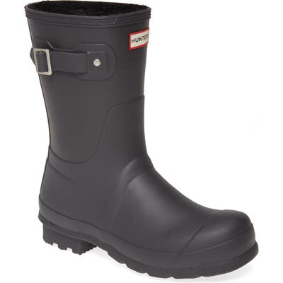 Hunter Original Insulated Waterproof Short Boot