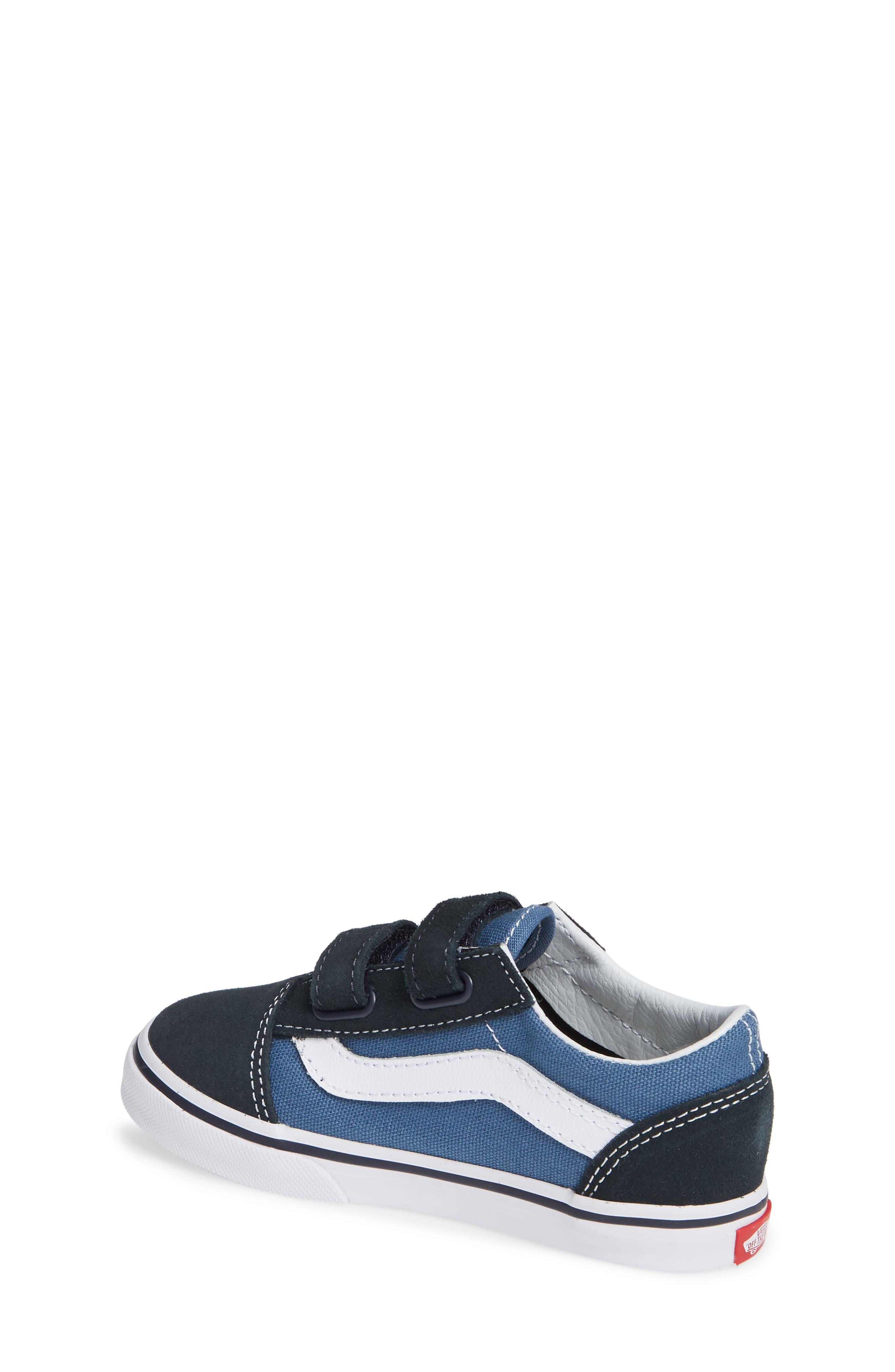 ,                             'Old Skool' Sneaker,                             Alternate thumbnail 2, color,                             NAVY
