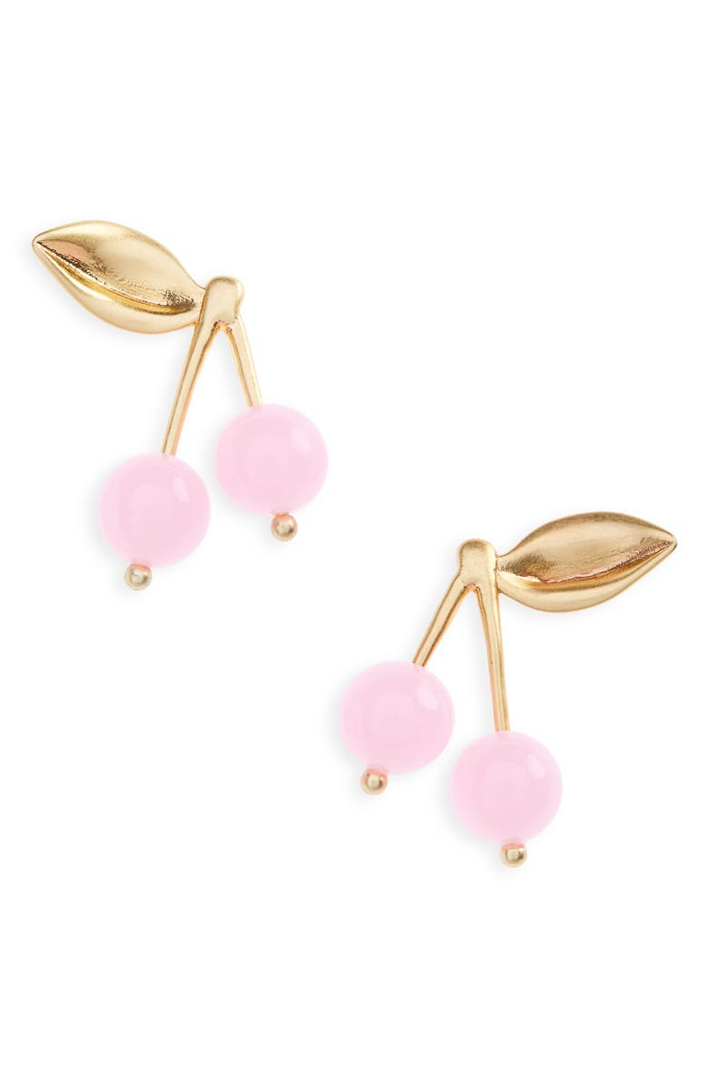 Sweet Cherry Earrings by Madewell