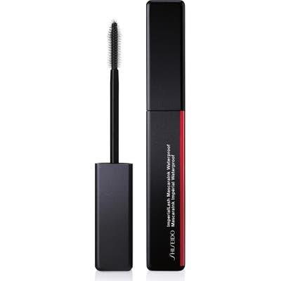 Shiseido Imperiallash Waterproof Mascara Ink - Black