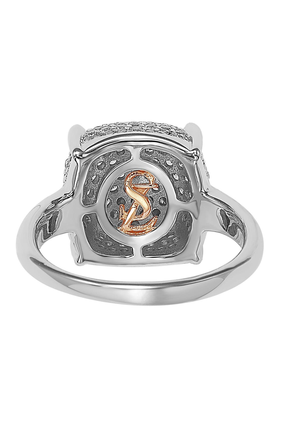 Sterling silver Champlev\u00e9  Cloisonne Space Invaders ring