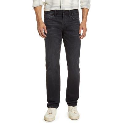 Madewell Slim Rigid Jeans, Black