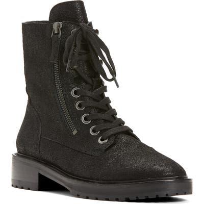 Paige Marline Combat Boot- Black