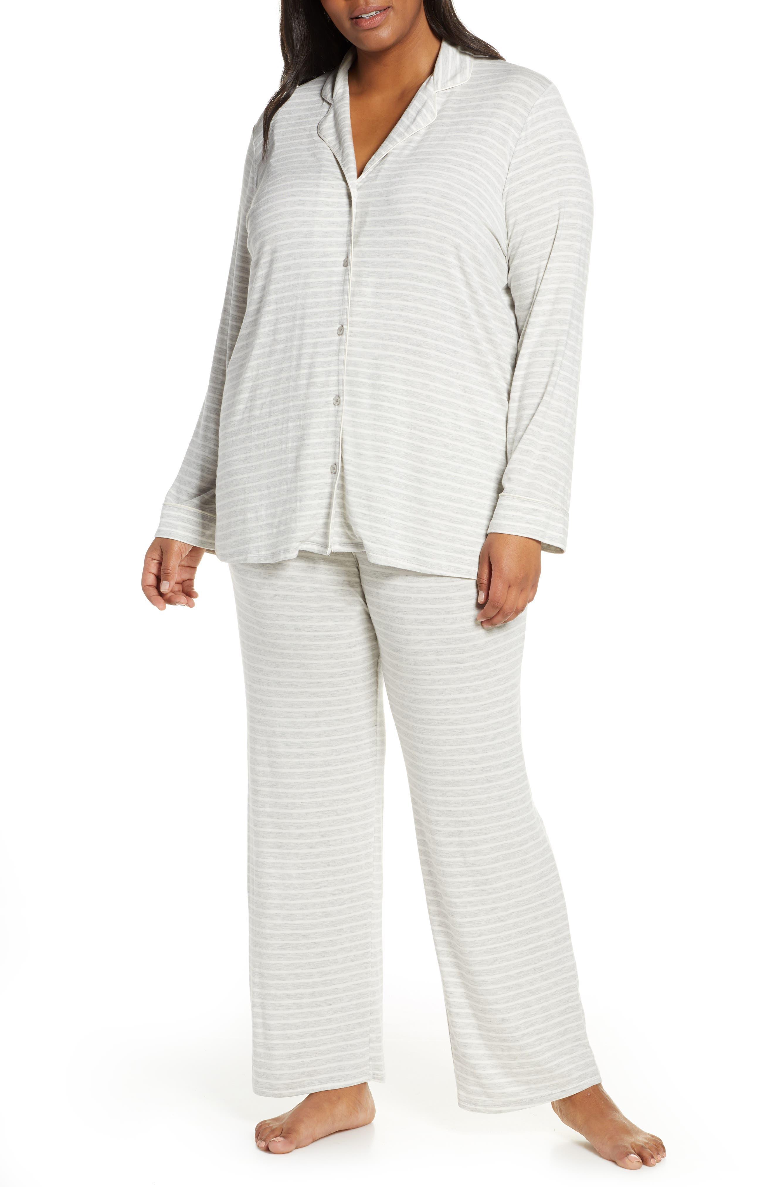 Nordstrom Lingerie Moonlight Pajamas (Plus Size)