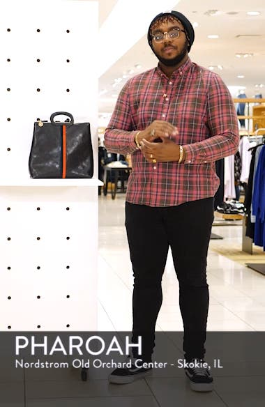 Marcelle Leather Backpack, sales video thumbnail