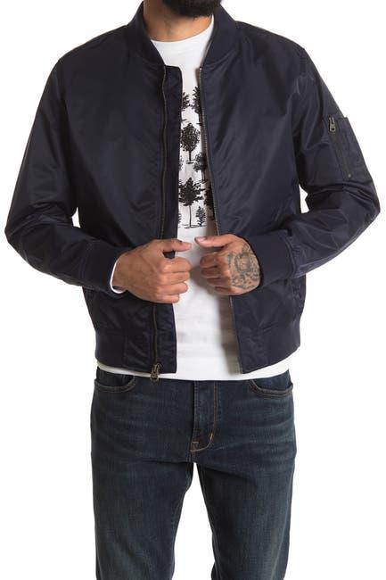 Image of Levi's Nylon Satin Bomber Jacket