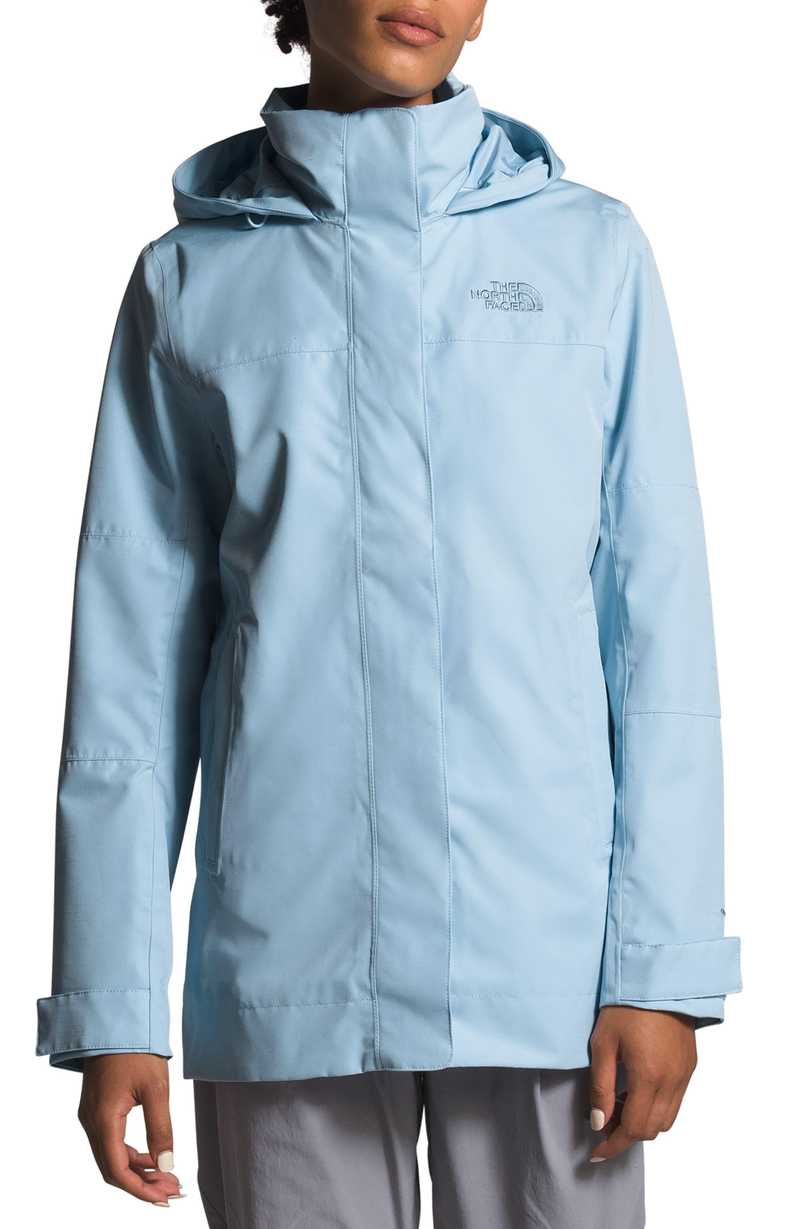 The North Face Westoak City Waterproof & Windproof Coat | Nordstrom