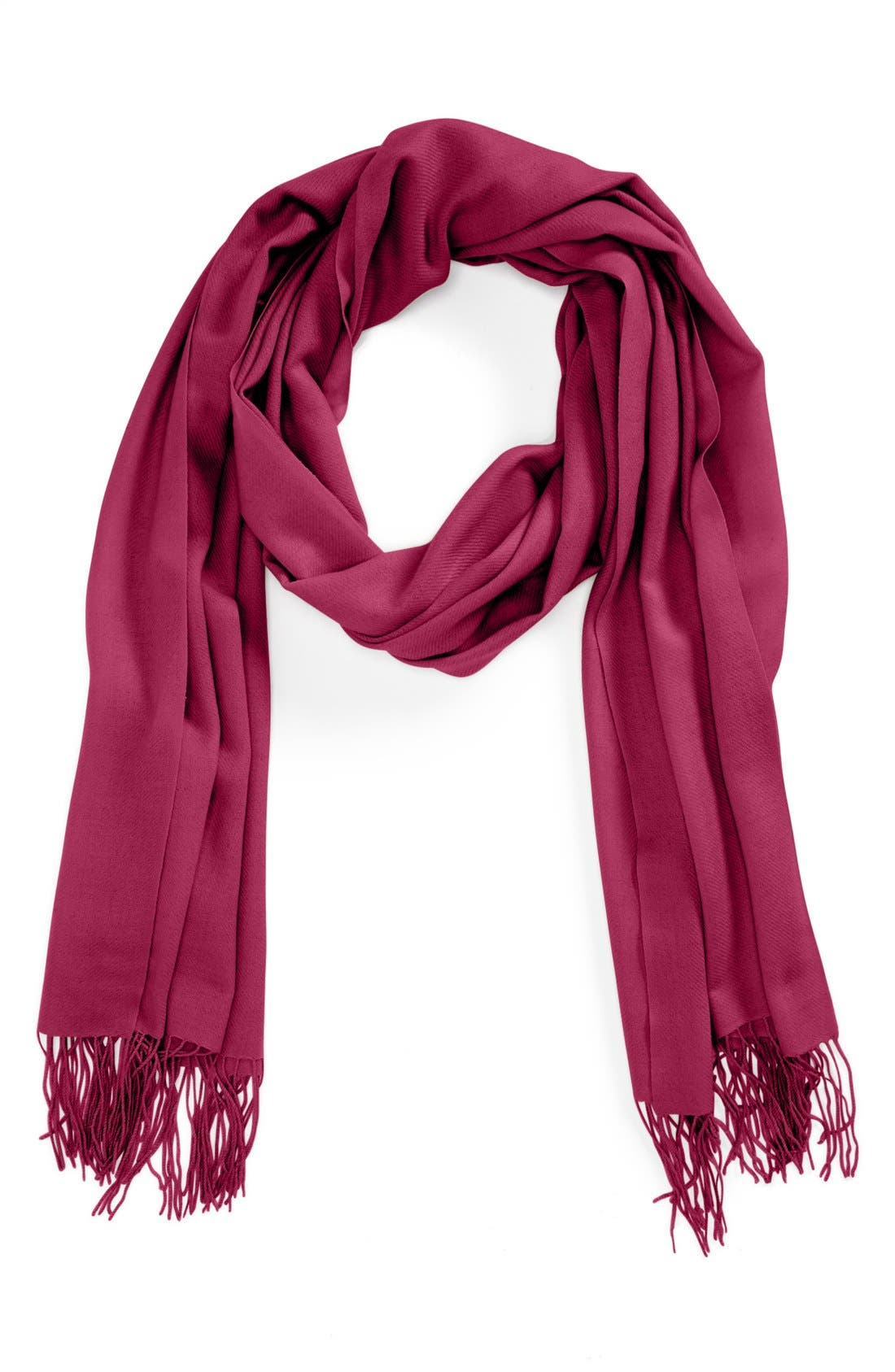 ,                             Tissue Weight Wool & Cashmere Wrap,                             Main thumbnail 194, color,                             698