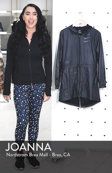Women's Convertible Hooded Running Jacket, sales video thumbnail