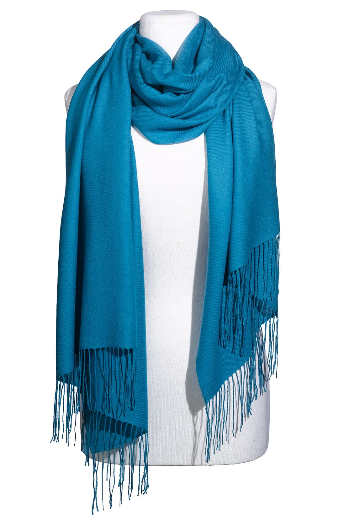 ,                             Tissue Weight Wool & Cashmere Wrap,                             Main thumbnail 74, color,                             402