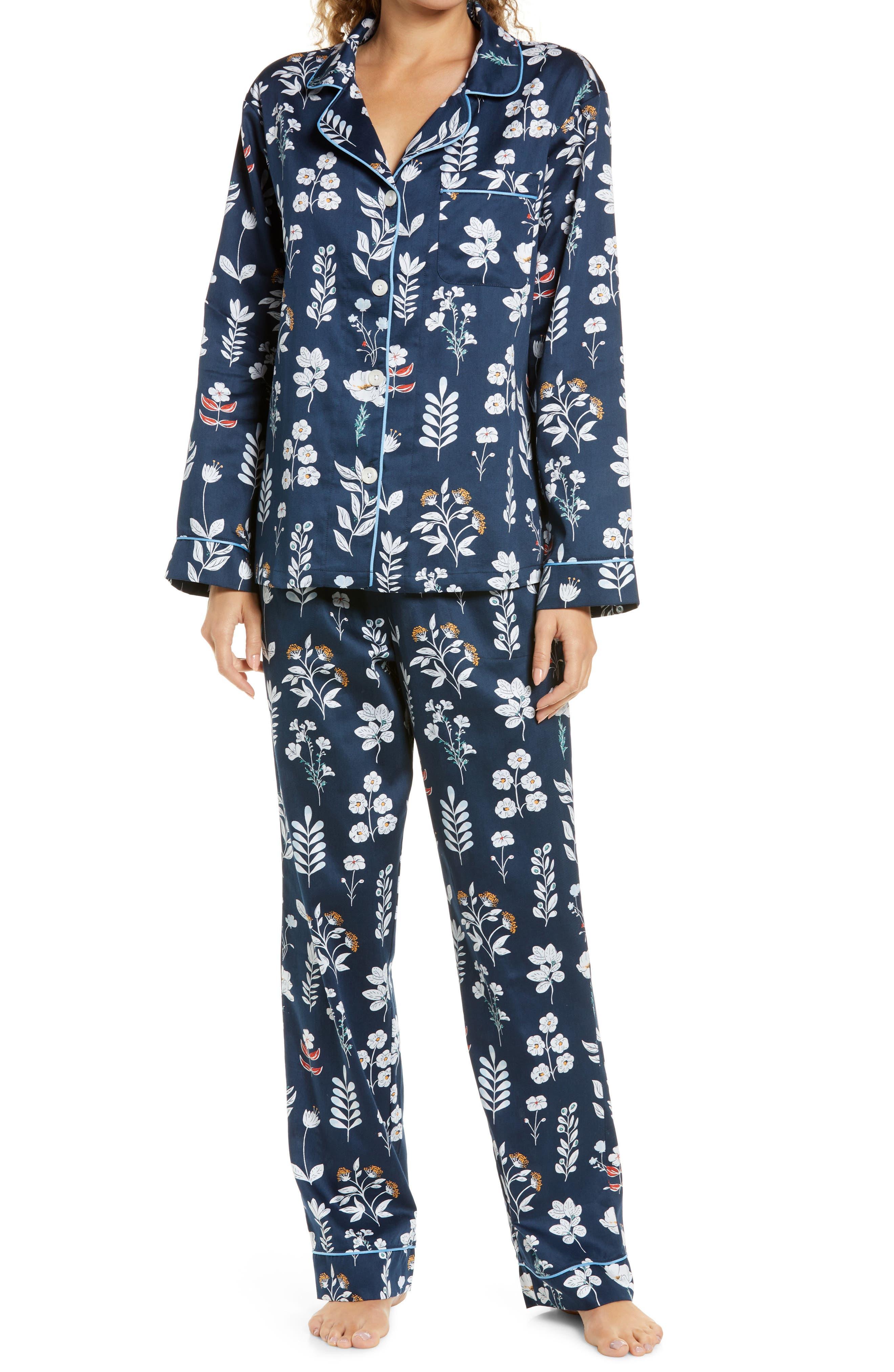 Classic Organic Cotton Pajamas