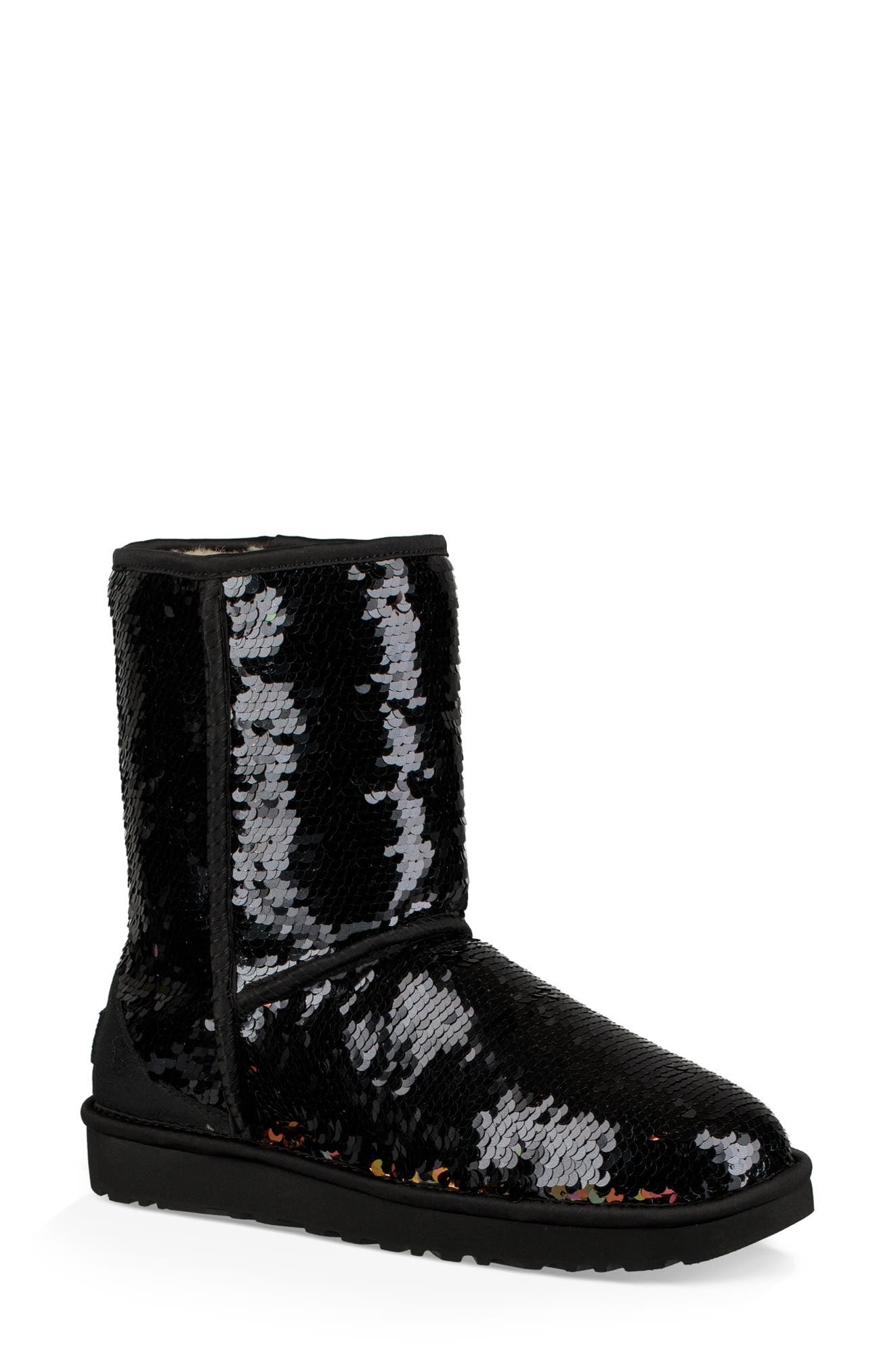Image of UGG Classic Short Sequin Boot
