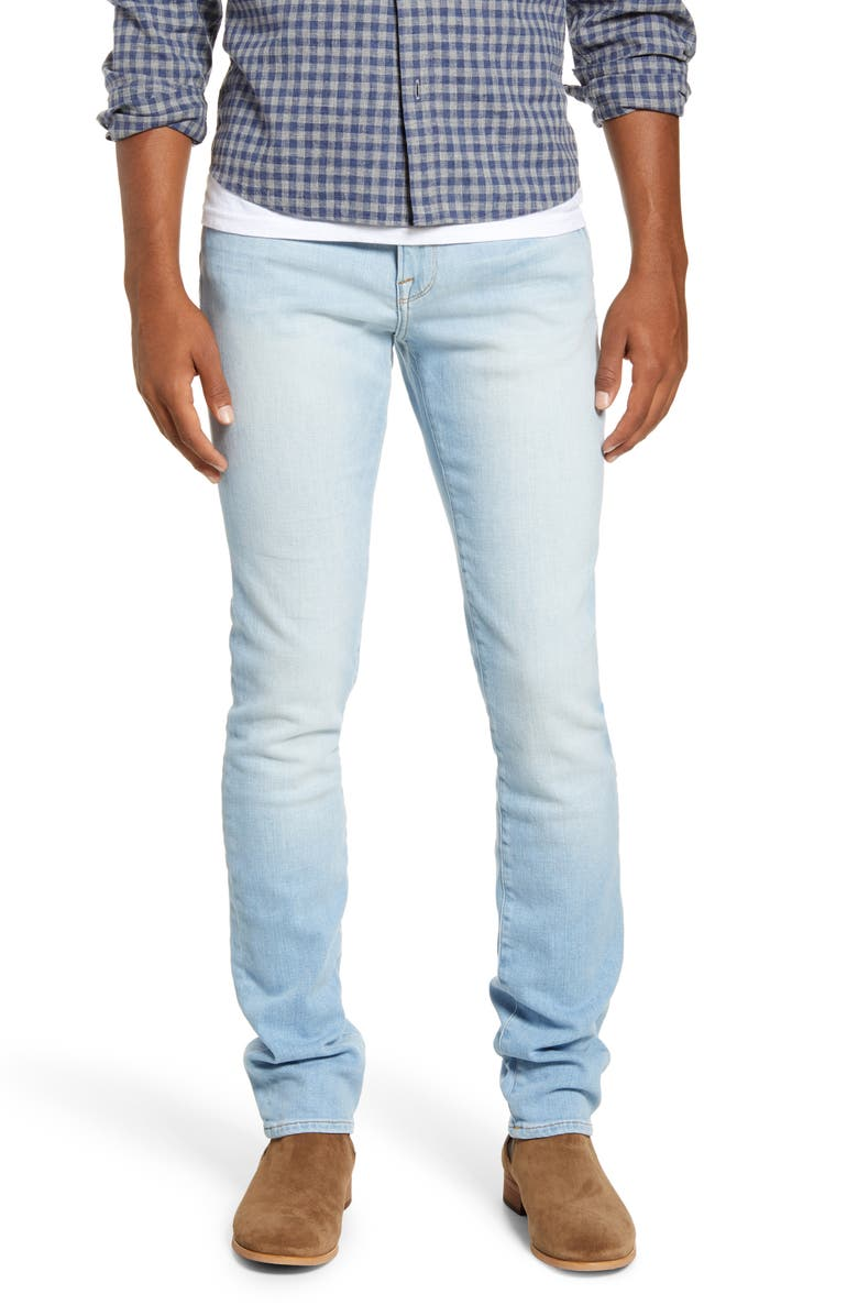 FRAME LHomme Skinny Fit Jeans Finn
