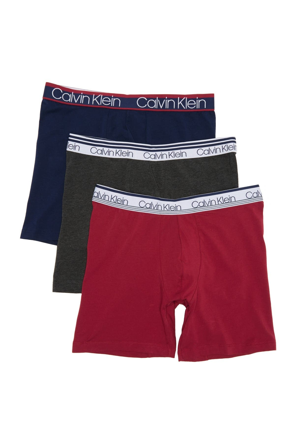 Image of Calvin Klein Boxer Briefs - Pack of 3