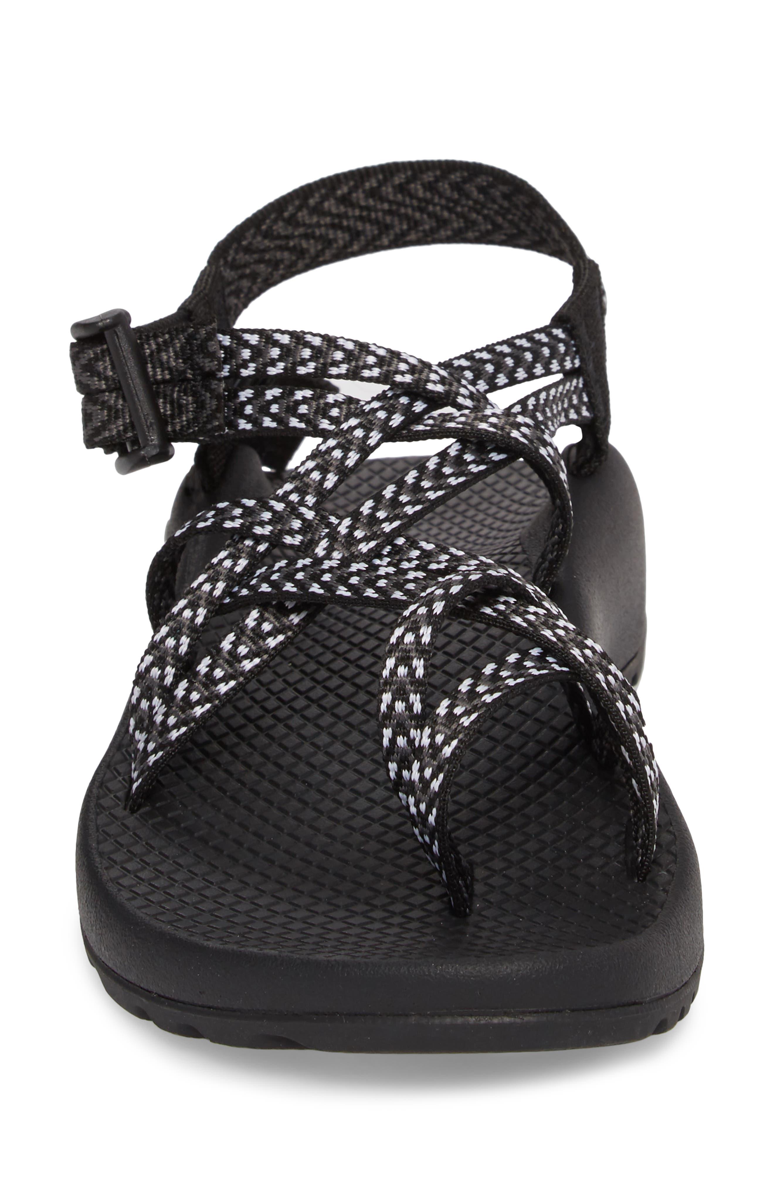 ,                             ZX/2<sup>®</sup> Classic Sandal,                             Alternate thumbnail 4, color,                             BOOST BLACK