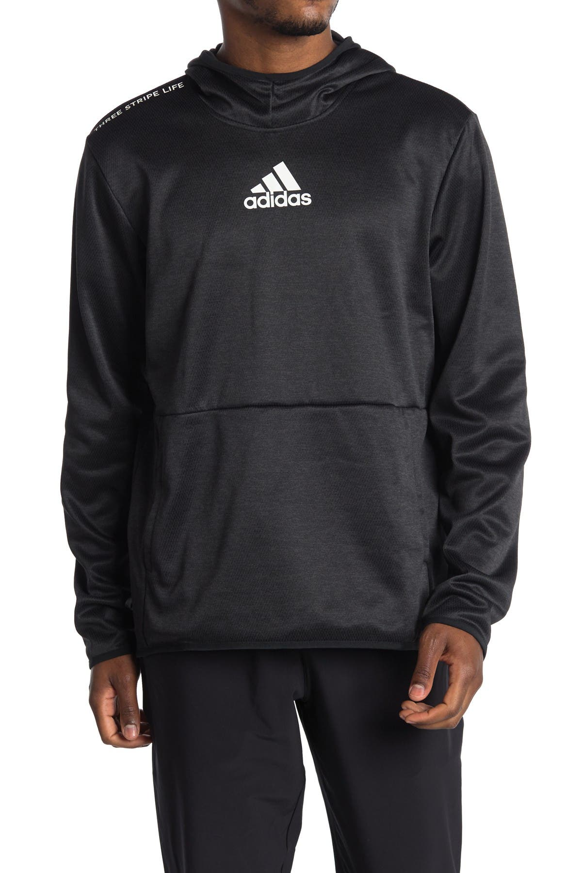 Image of adidas Team Issue Hoodie