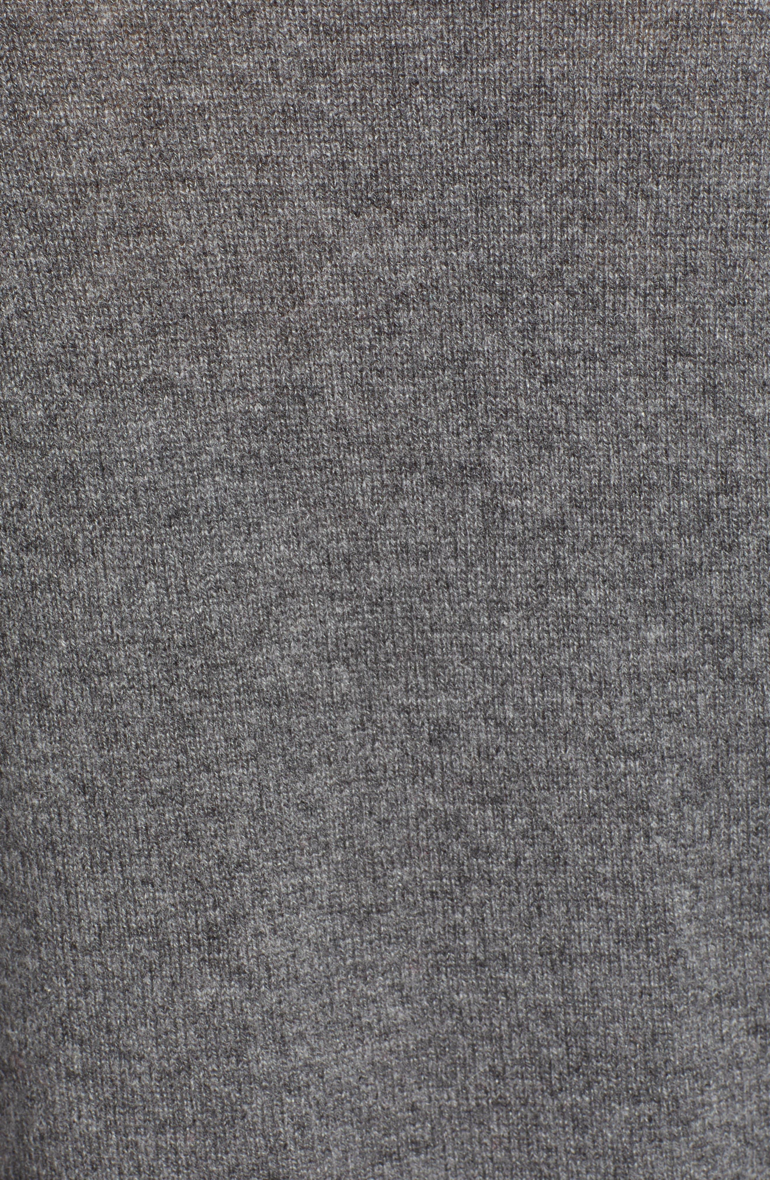 ,                             Cashmere Turtleneck Sweater,                             Alternate thumbnail 17, color,                             030