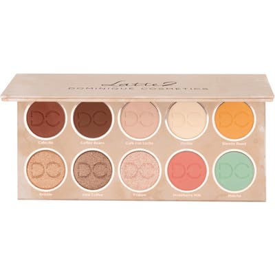 Dominique Latte 2 Eyeshadow Palette - No Color