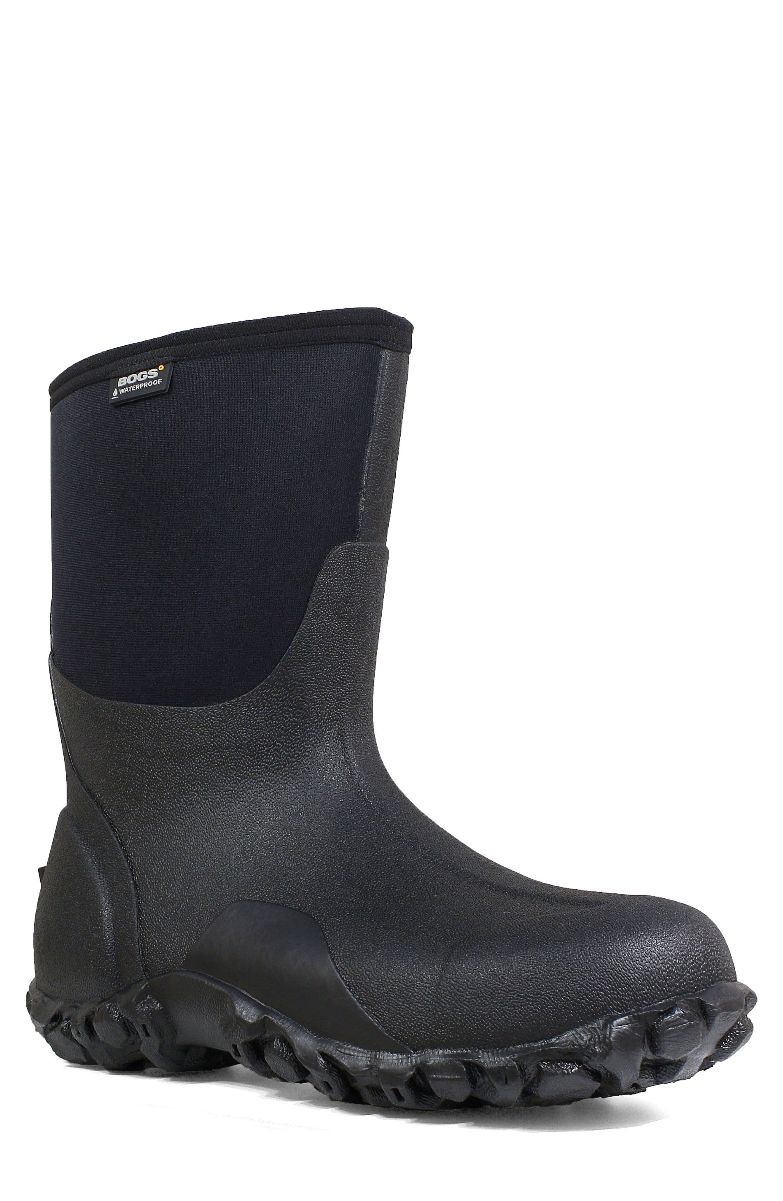 Classic Mid Waterproof Insulated Work Boot