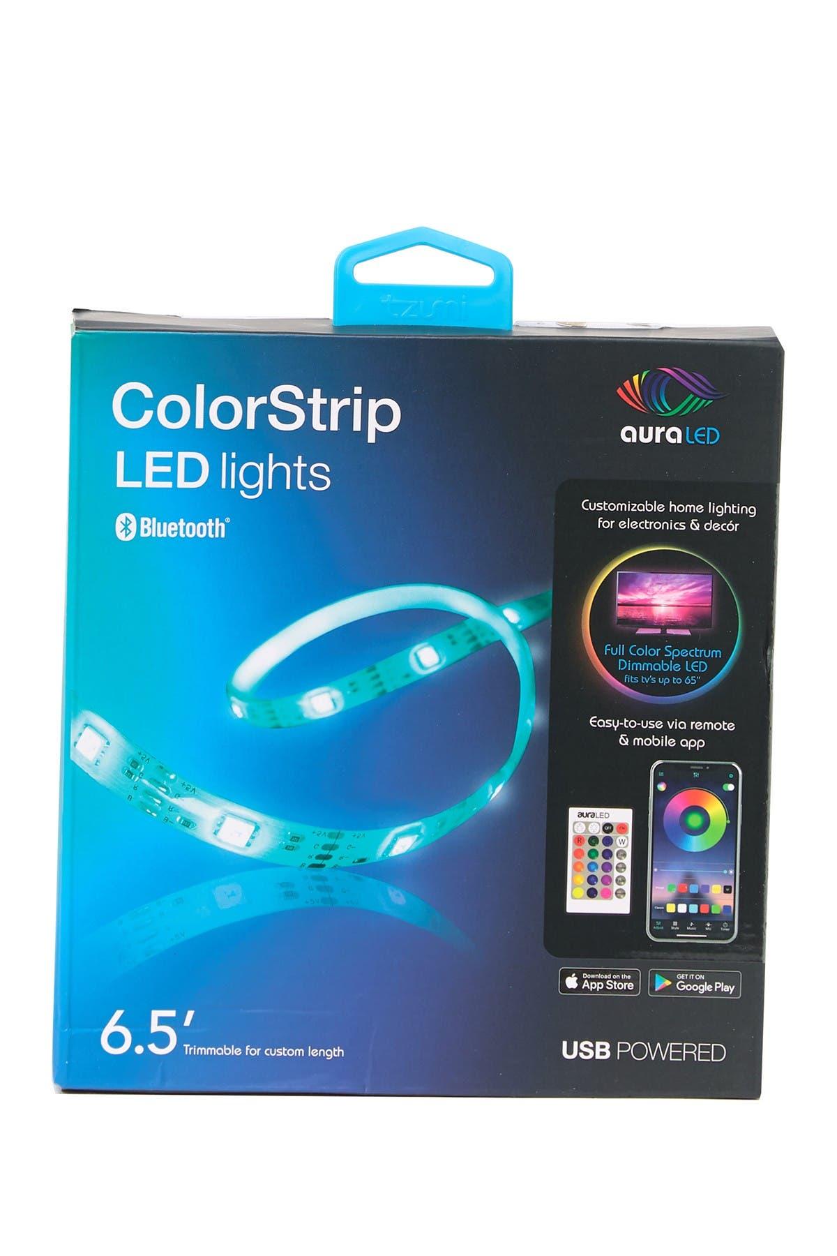 Image of Tzumi Aura LED Mood Music Lighting