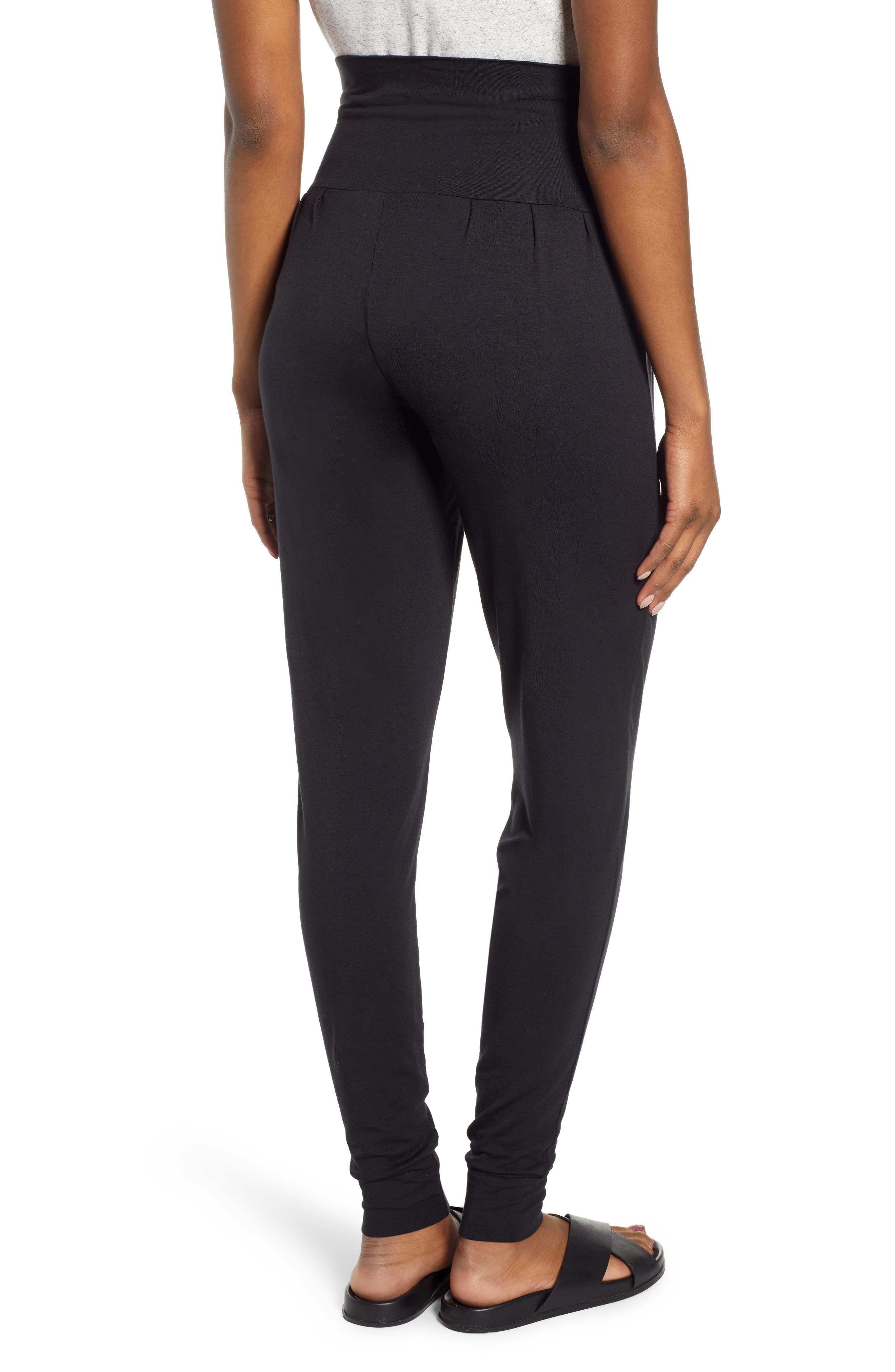 Women's Angel Maternity Tapered Maternity Lounge Pants