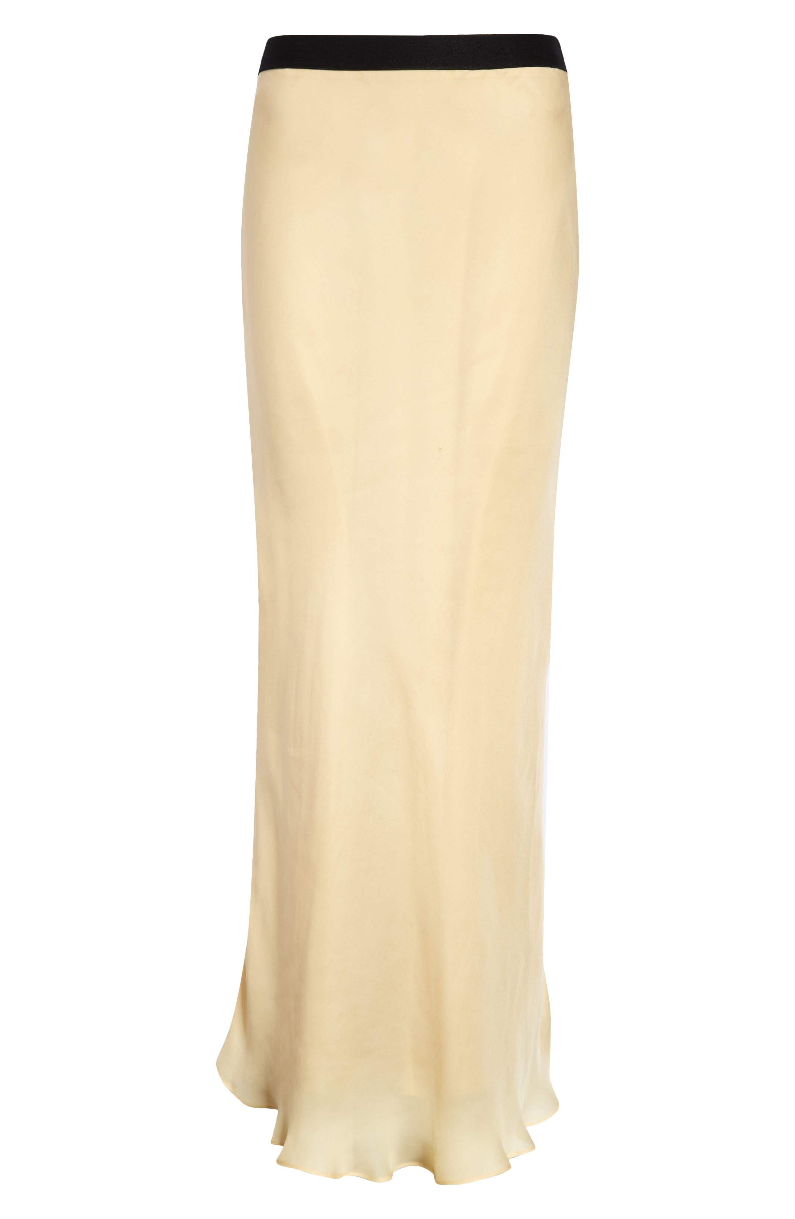 Ann Maxi Skirt