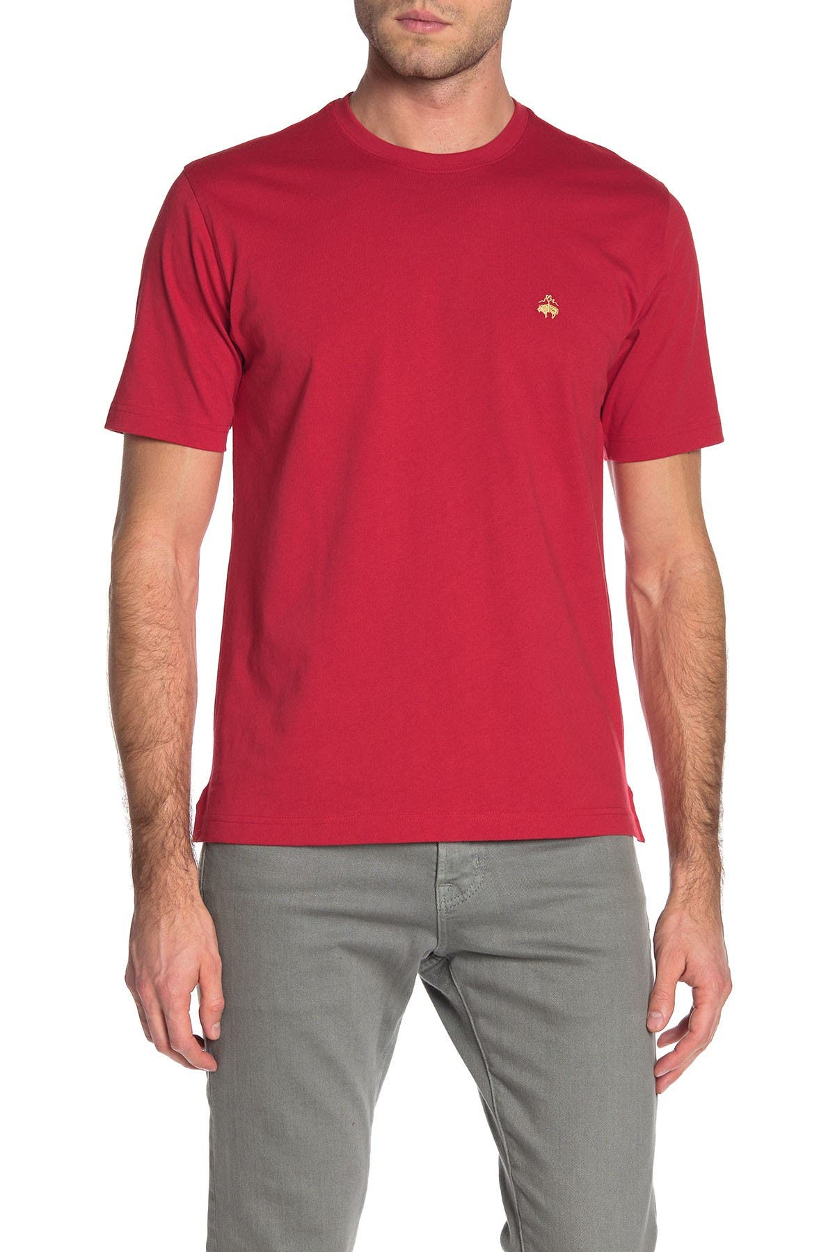 Image of Brooks Brothers Short Sleeve T-Shirt