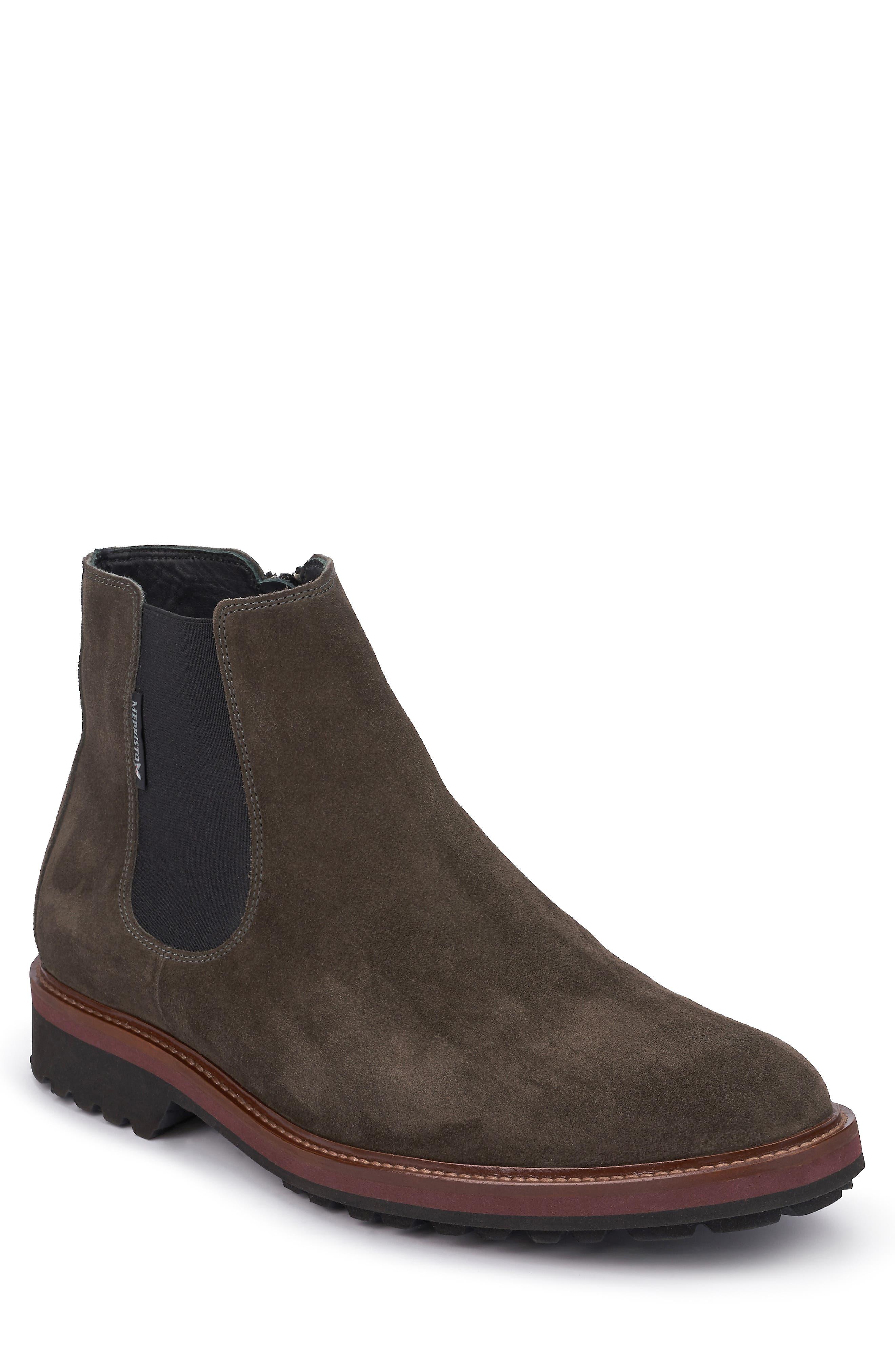 Benson Zip Boot