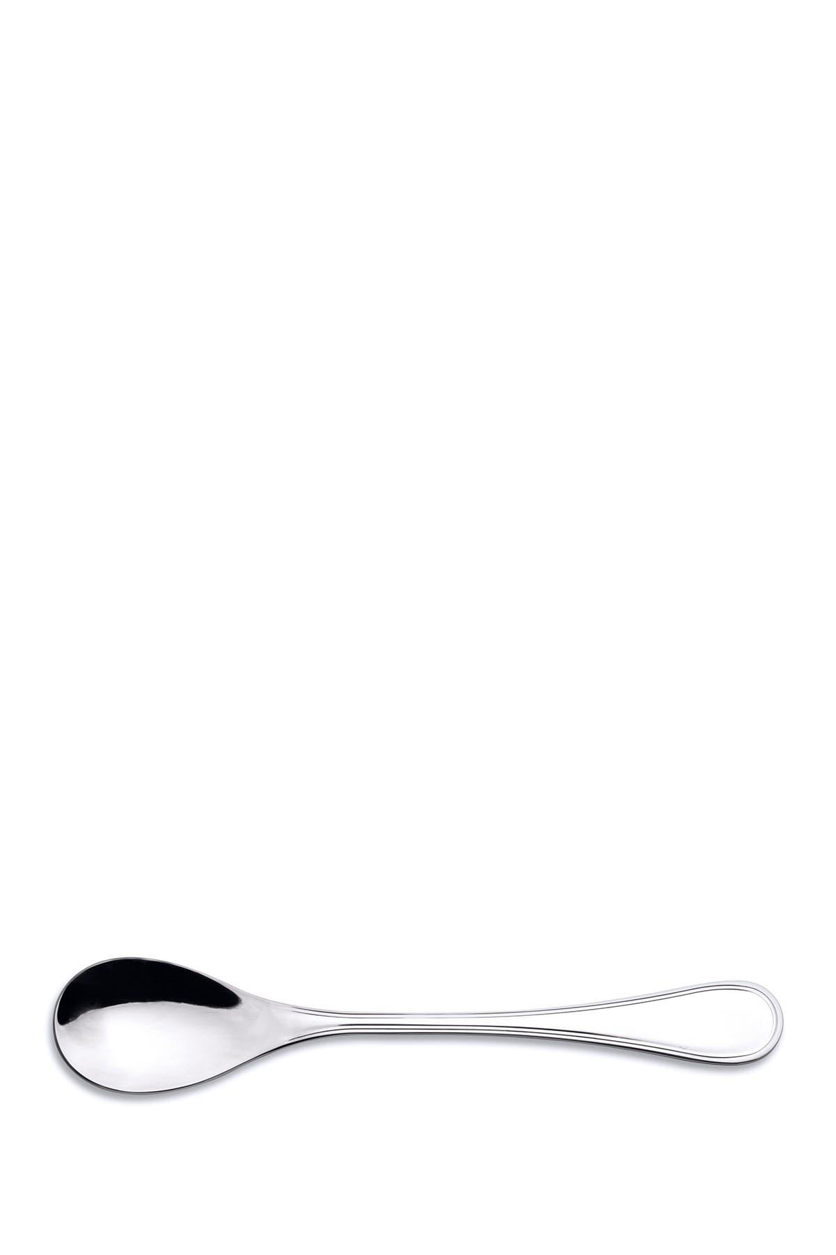 "BergHOFF Cosmos 10.25"" 18/10 Stainless Steel Salad Serving Spoon"
