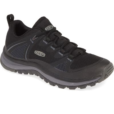Keen Terradora Vent Hiking Shoe, Black