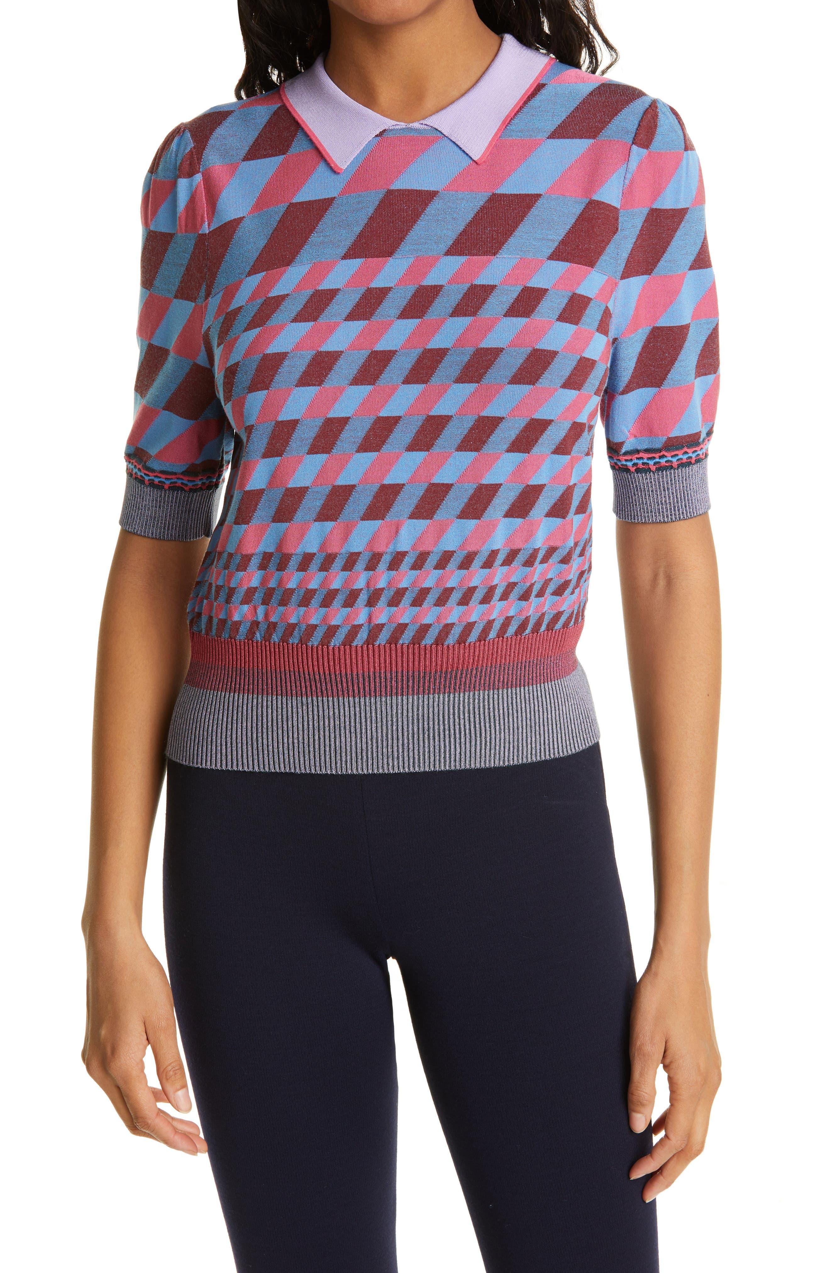 Jenny Collared Sweater