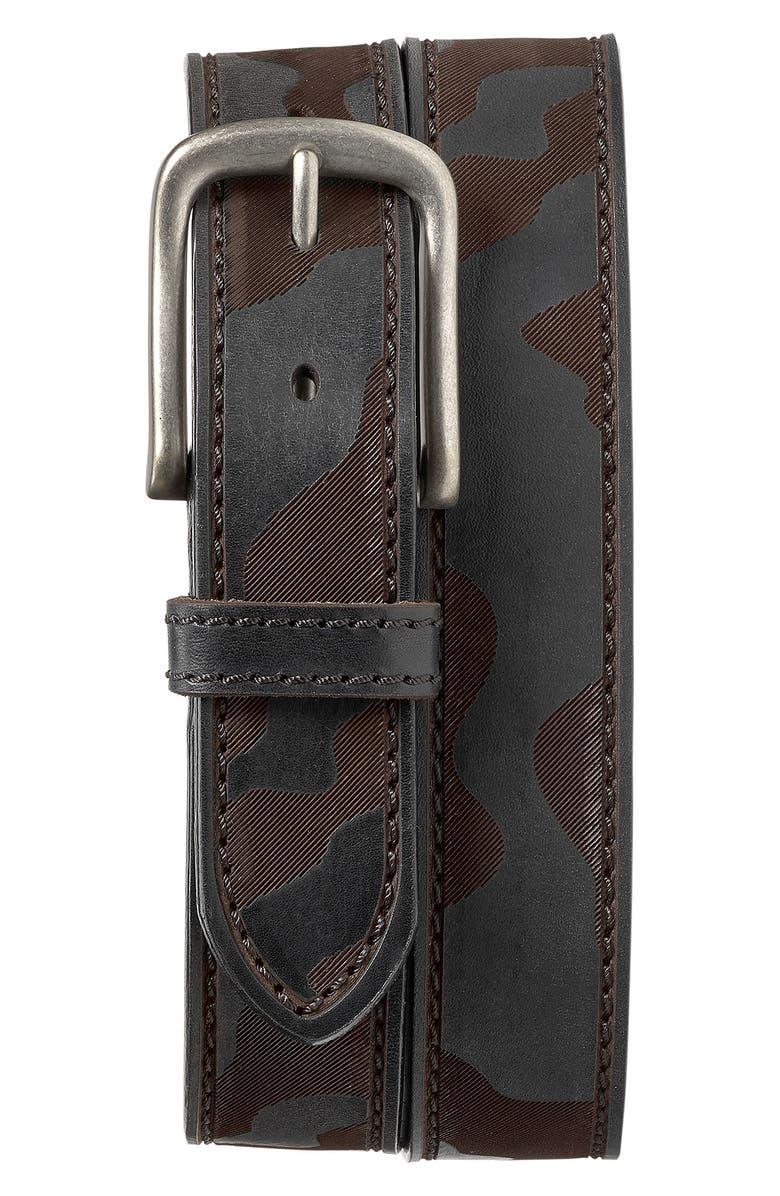 TRASK Hunter Belt, Main, color, BLACK