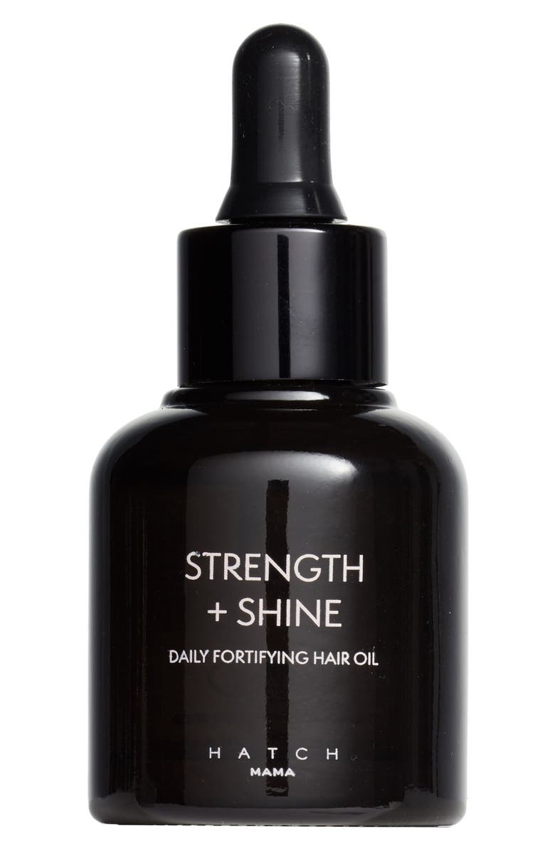 HATCH Strength & Shine Daily Fortifying Hair Oil, Main, color, 000