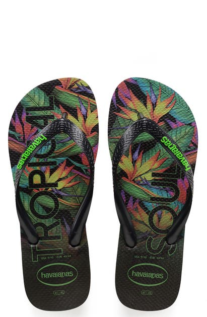 Havaianas Slippers TOP TROPICAL FLIP FLOP
