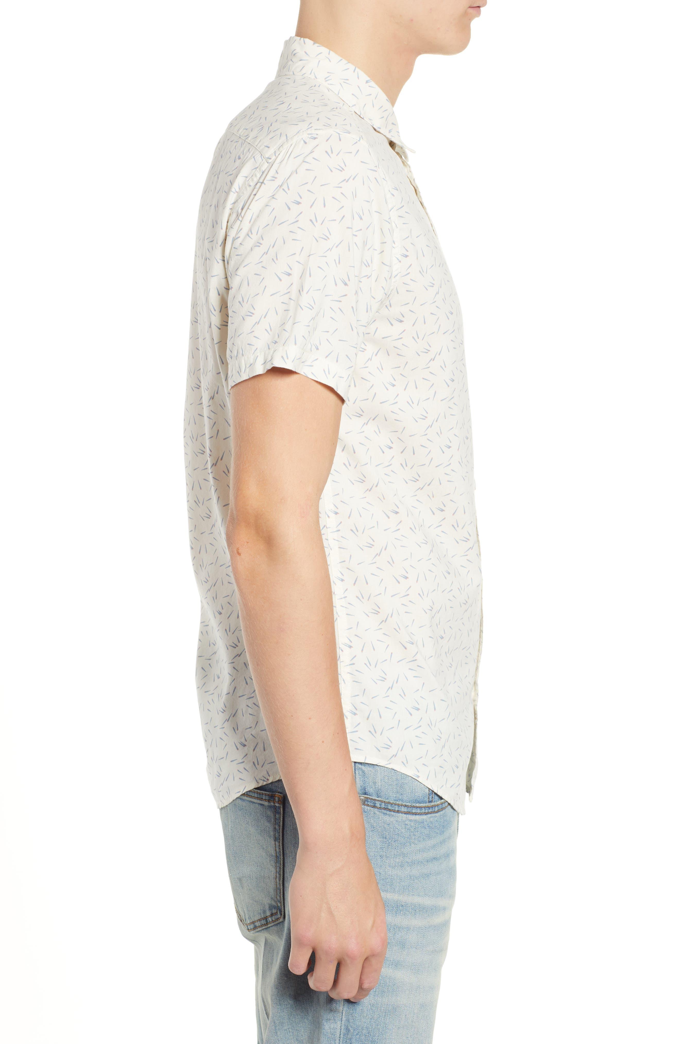 ,                             Pins & Needles Slim Fit Woven Shirt,                             Alternate thumbnail 14, color,                             900